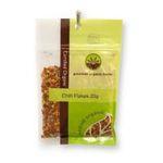 Gourmet Organic Herbs -  Gourmet Organic Chilli Flakes  Sachet x 1 9332974001082